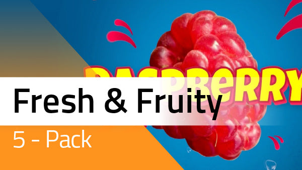 5 Pack: Fresh & Fruity