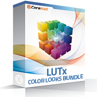 LUTx - Color Looks Bundle
