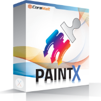 PaintX powered by mocha