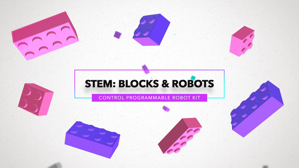 Stem Bot Blocks