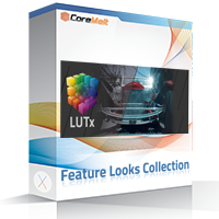 LUTx Feature Look Collection