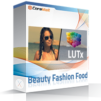 LUTx Beauty Fashion Food Collection