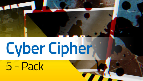 5 Pack: Cyber Cipher