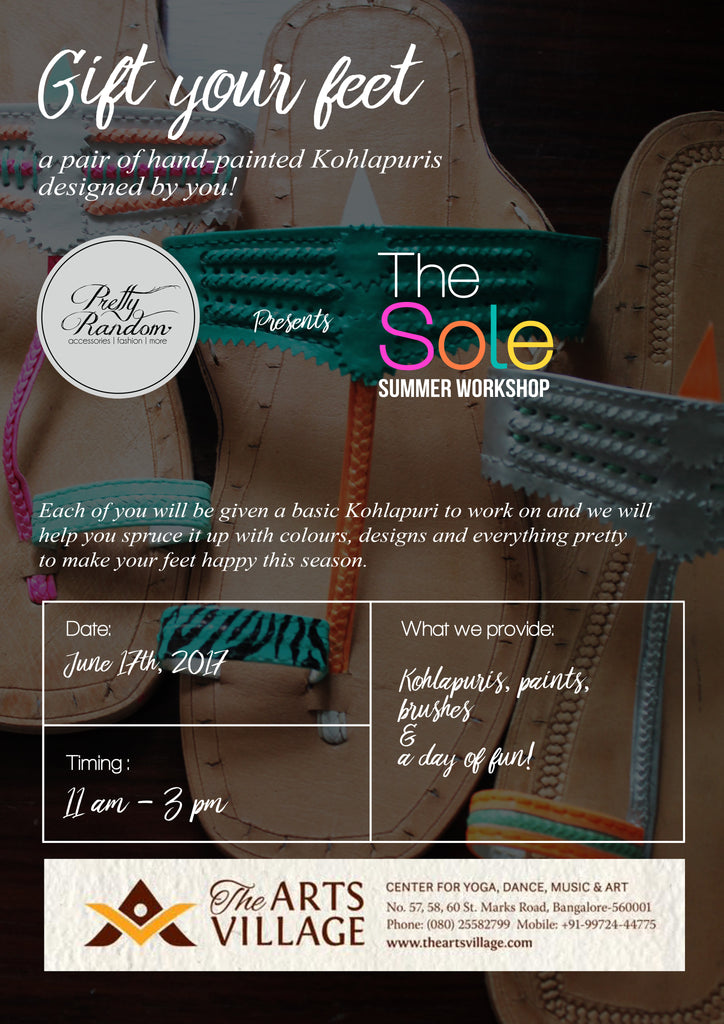 The Sole Summer Workshop
