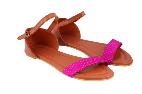 Silk Ankle Straps
