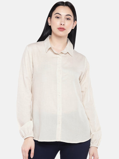 Ten on Ten Design Cotton Shirt