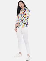 Multicolor Summer Shirt