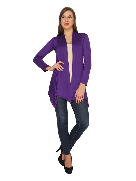 Ten on Ten Women's Long length Shrug