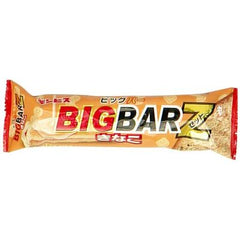 BigBarZ Soybean Flour. Ingredients: Vegetable oils and fats, corn grits, sugar, flour (including soy), whole milk powder, cocoa butter, whey powder, wheat flour, salt, bread crumbs, dextrin, emulsifier, flavoring, coloring (carotenoids) Allergen: wheat, soybeans, milk