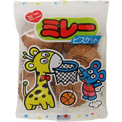 Mille biscuits Ingredients: Wheat flour , plant oils and fats (palm oil, rice oil), sugar, glucose, salt, swelling agent