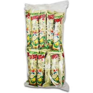"""Umaibo"" 30 Pieces Pack of Corn Potage Flavor"
