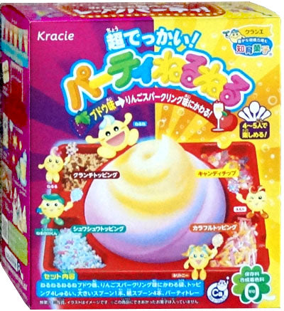 Party Neruneru (Big Size Kneading Candy) - Grape Flavor