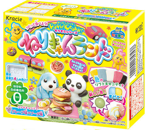Kracie DIY Educational Confectionery Series Popin' Cookin' Nerikyan Land