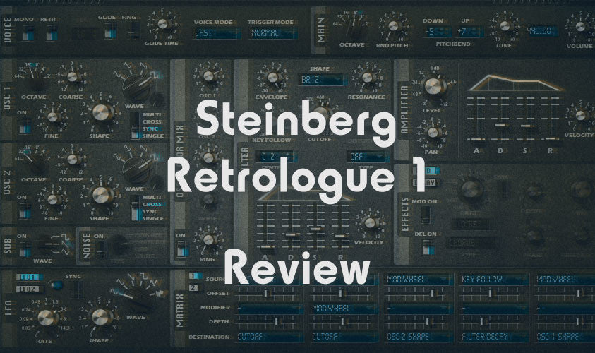 Steinberg Retrologue 1 Review