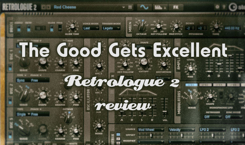 The Good Gets Excellent: Steinberg Retrologue 2 Review