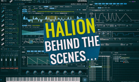 Steinberg HALion | Behind-the-Scenes Developer Interview