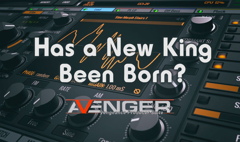 VPS Avenger Review - Has a New King Been Born? – Synthmorph