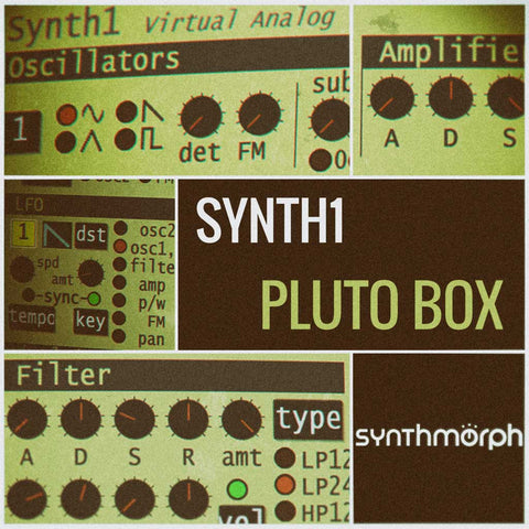 Synth1 Pluto Box - FREE!