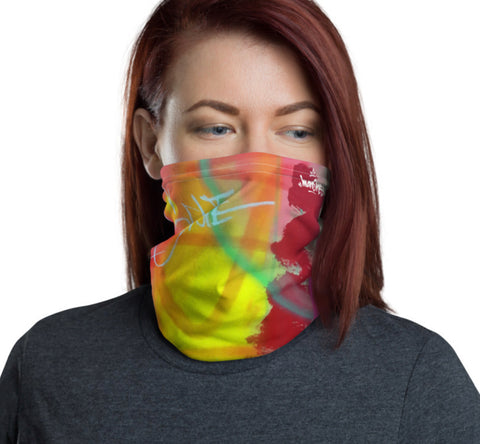 "NEW! ""PEOPLE OF COLOR"" -  Face Cover / Neck Gaiter"