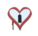 """SPRAY CAN HEART"" - Enamel Pin"