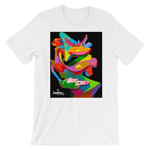 "NEW! ""SMILE NOW"" - Short-Sleeve Unisex Tee"