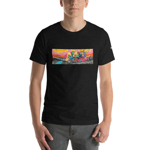"NEW! ""LA RENAISSANCE"" - Short-Sleeve Tee"