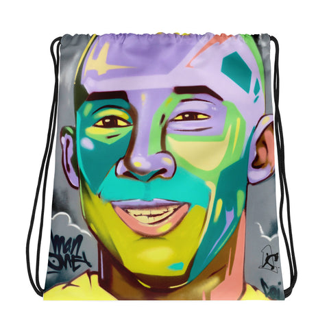 "NEW! ""KOBE G.O.A.T."" - Drawstring bag"