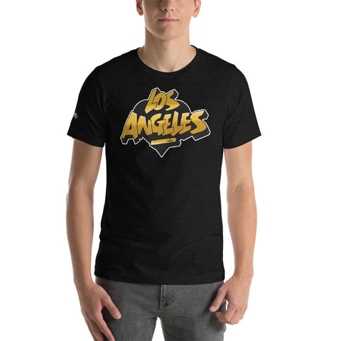 "NEW! ""LOS ANGELES LOVE"" - Short-Sleeve Tee"