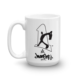 """MAN ONE LOGO"" - Mug"