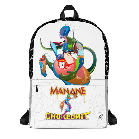 "NEW! ""POWER SOURCE"" - Backpack"