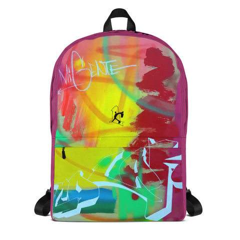 "NEW! ""COLOR"" - Backpack"