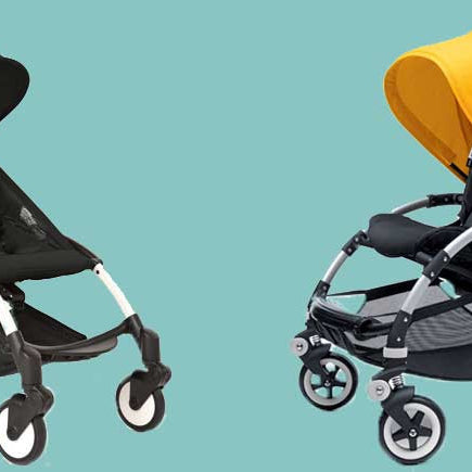 Bugaboo Bee Vs Babyzen Yoyo - Travel Strollers