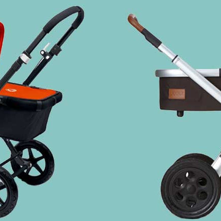 Bugaboo Cameleon vs Joolz Day - Battle Royale