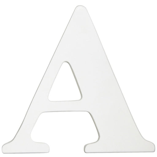 Kidsline Hanging Letters - White - Baby Zone Online