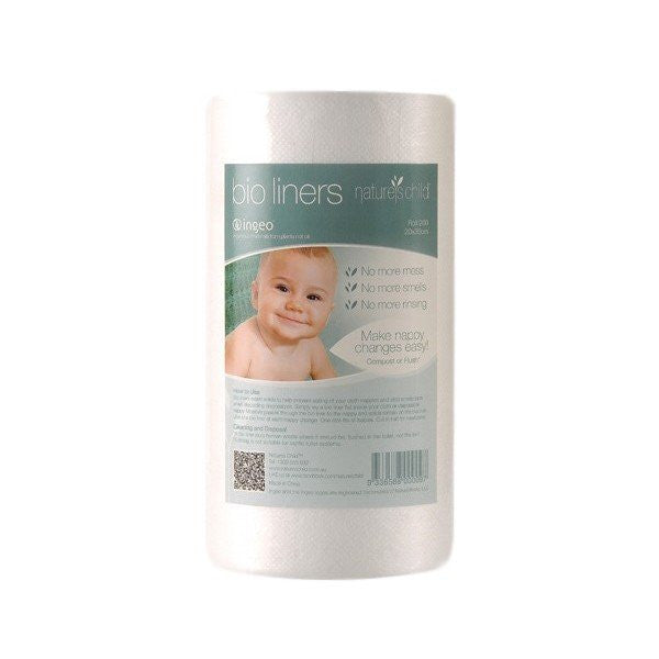 Nature's Child Bio Liners - Baby Zone Online