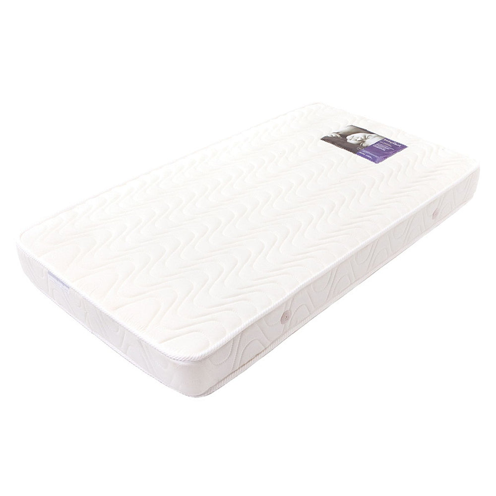 Babyrest Deluxe Innerspring Double Quilted Cot Mattress