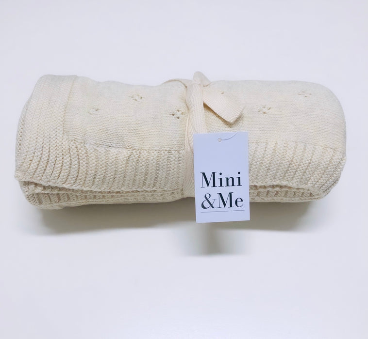Mini & Me Heirloom Blanket