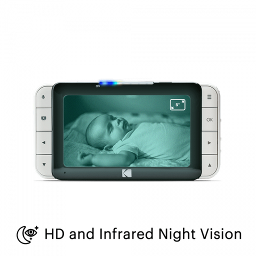 Kodak Cherish C520 Smart Video Baby Monitor