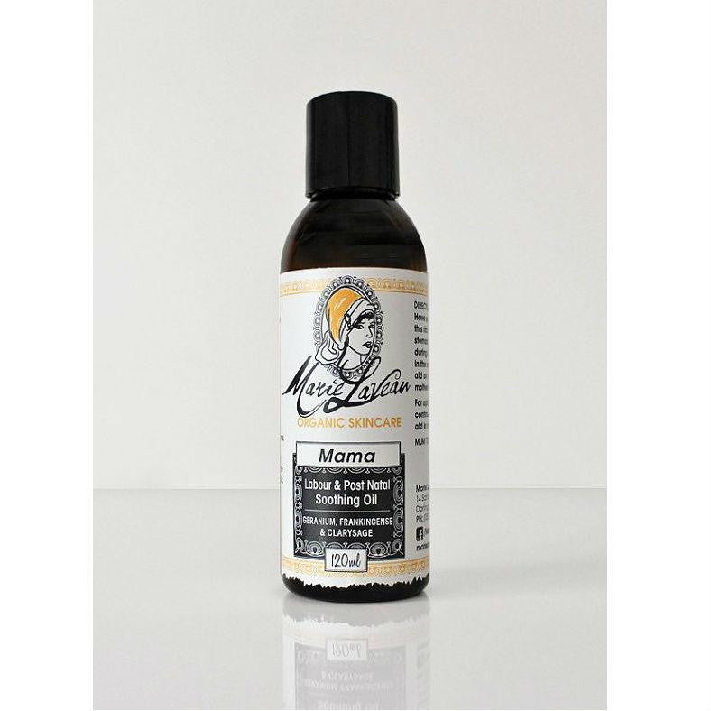 Marie Laveau Organics Labour & Post Natal Soothing Oil - 120ml
