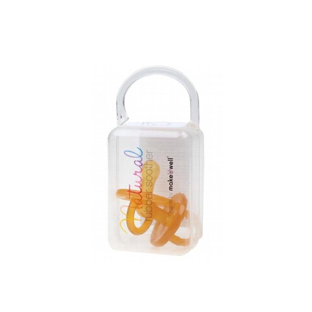Make U Well Natural Rubber Soother - Orthodontic