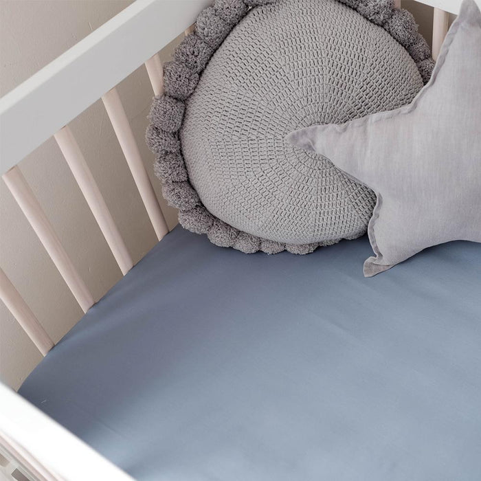Mulberry Threads Co Bamboo Cot Sheet