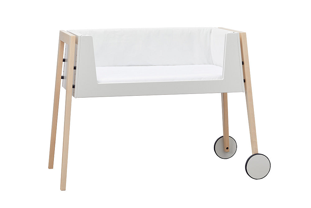 LINEA by Leander Side-by-Side Bassinet