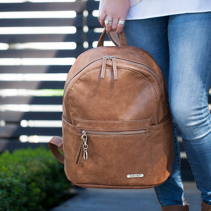 Vanchi Manhattan Backpack