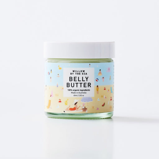 Willow by the Sea Belly Butter