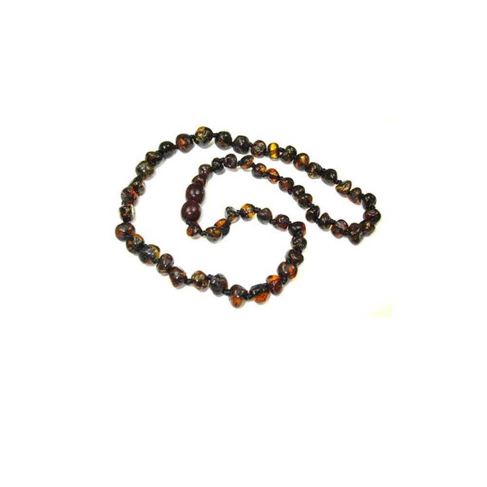 Wee Rascals Infant Amber Necklace - Baby Zone Online - 1