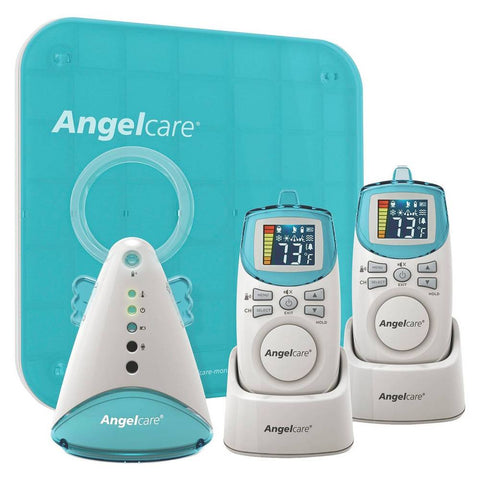 Angelcare Movement & Sound Monitor with 2 Parent Units