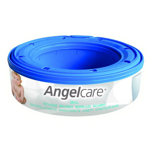 Angelcare Nappy Disposal System Refill Cassette - Baby Zone Online