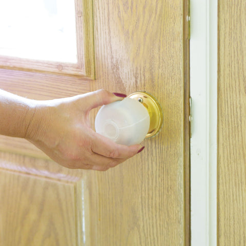 Dreambaby Door Knob Covers 3Pk - Baby Zone Online - 2