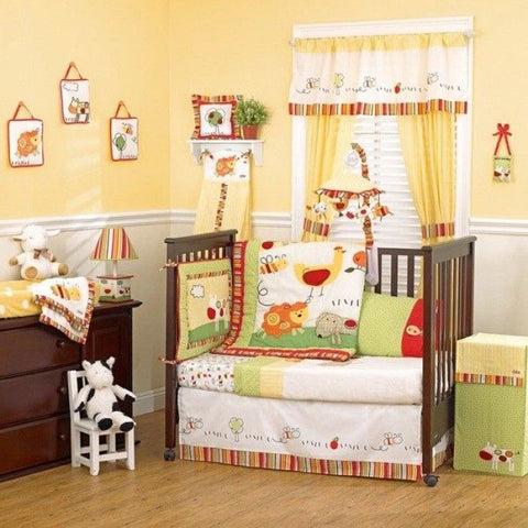 Cocalo Baby Farm Window Valance - Baby Zone Online - 3