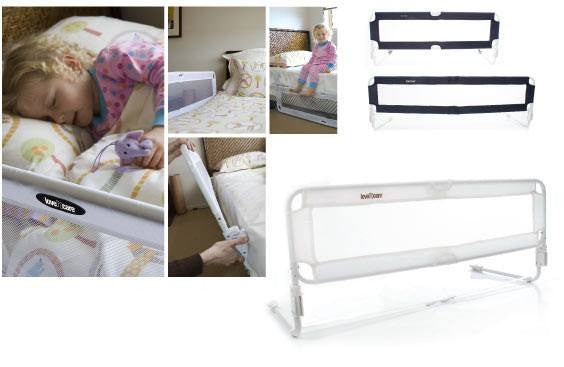 Love N Care Secure Bed Rail - Baby Zone Online - 2